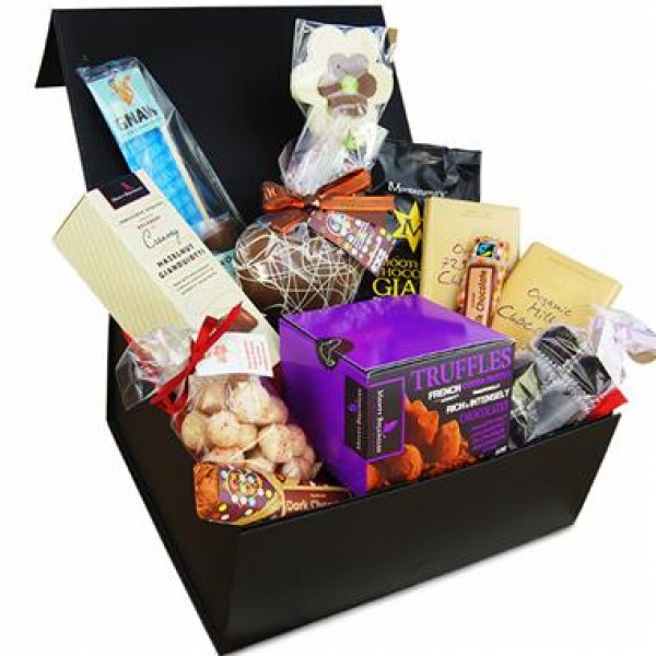 Deluxe Chocolate Box