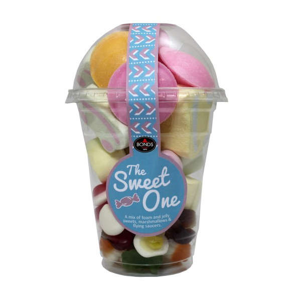 THE SWEET ONE SHAKER CUPS  PARTY PACK