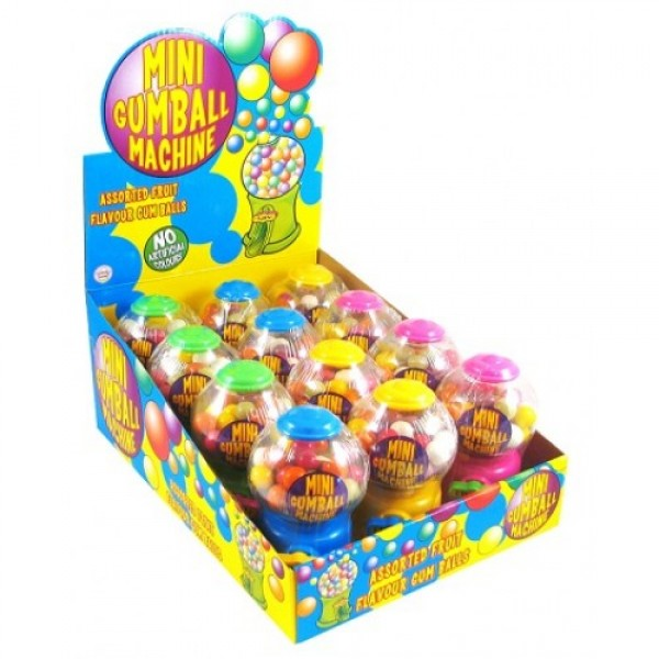 GUM BALL MACHINES PARTY PACK