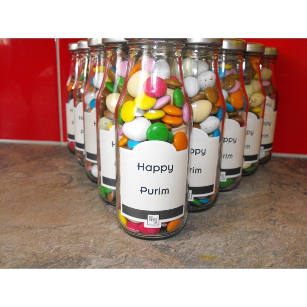 Small Filled Jars
