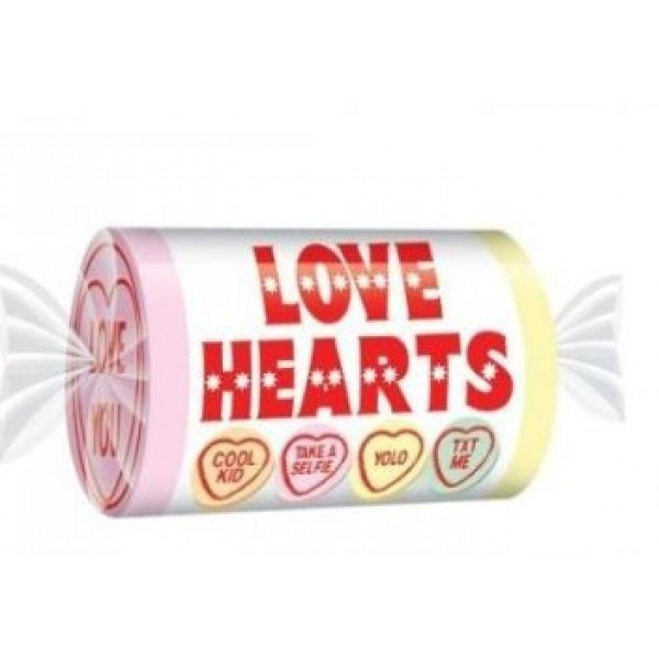 Swizzels Love Heart Rolls