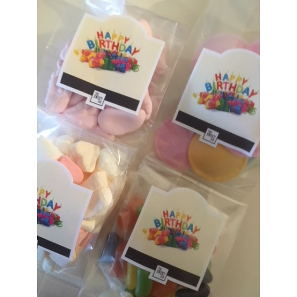 Party Bags of Sweets