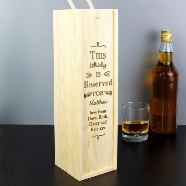 Own Bottle Presentation Box