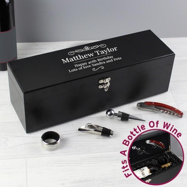 Wine Accessories Gift Box