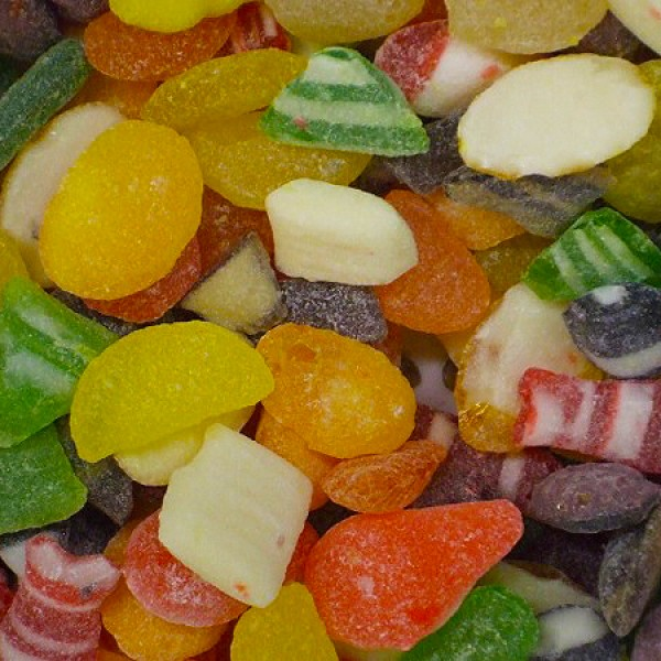 Yorkshire Mix 100g