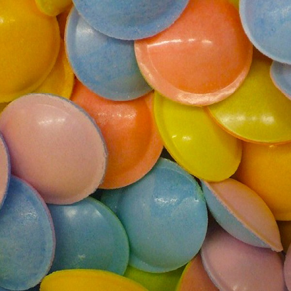 Flying Saucers  (10 per bag)